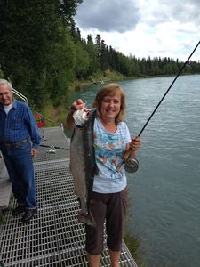 Photo for The best location on the Kenai River!