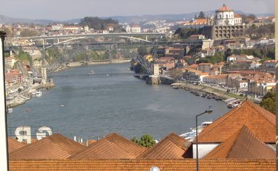 Photo for Niceview- Porto and Douro River view flat by wine cellars