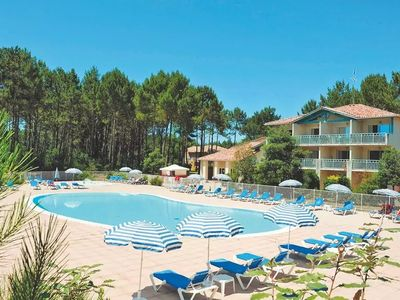 Photo for T3 on golf Pinsolle, with swimming pool, exceptional setting!