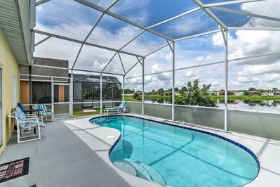 Explore the Sunshine State when you stay at this house in Kissimmee.