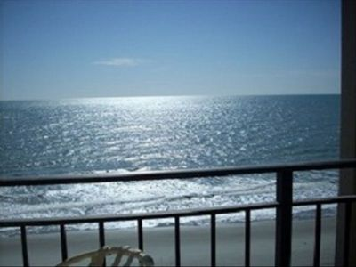 Photo for Completely remodeled Surfmaster by the Sea Oceanfront Paradise. Unit 605. Weekly