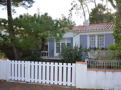 Photo for House Pascaline, single storey charming 50 m from the forest, 6 pers. 3 ch.