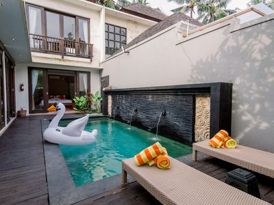 Photo for 2BR Private Pool Ubud Area