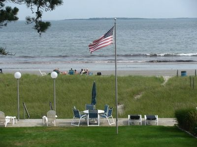 Photo for Special beachfront property