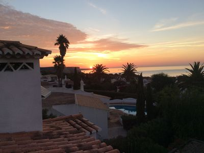 Photo for fantastic sea view, tastefully decorated, 2 terraces