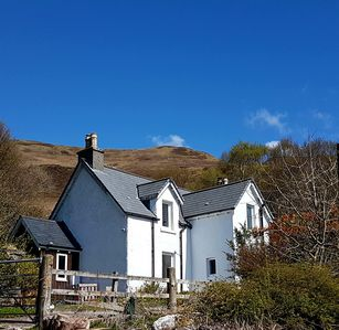 Photo for Bracara Cottage with stunning views of Loch Morar.