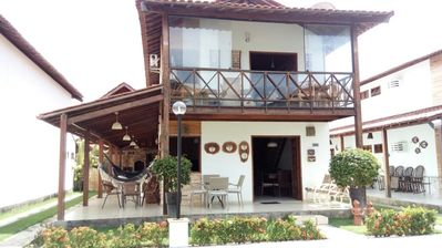 Photo for House in closed condominium with 03 rooms and an air-conditioned mezzanine