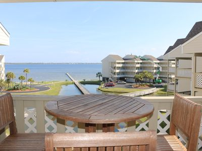 Photo for Great views of the Gulf of Mexico and Pensacola Bay
