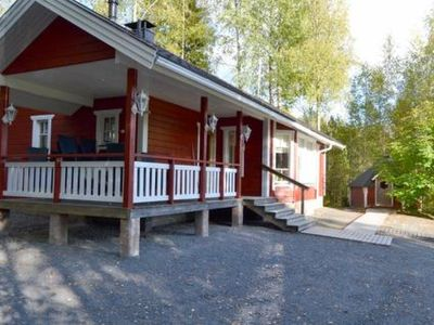 Photo for Vacation home Polaria in Forssa - 8 persons, 2 bedrooms