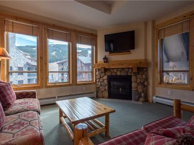 Photo for Spacious room in the heart of the center village, hot tub, free wifi, & parking.