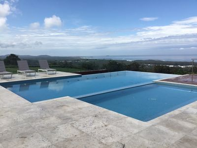 Photo for Mont Sapphire Luxury Retreat- Magnificent Vistas, Infinity Pool, sleeps 15