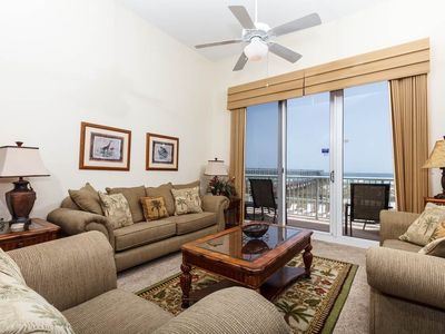 Photo for Charming Unit, Free umbrella and chairs, On-site pool and hot tub, On the beach