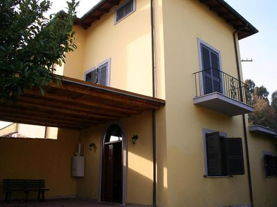 Photo for A farmhouse of 1929 just minutes from San Pietro