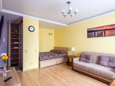 Photo for Studio at Chistye Prudy. Light apartment
