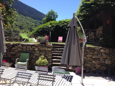 Photo for Bagneres de Luchon 5KMS st aventin barn renovated 3 ears 8 people