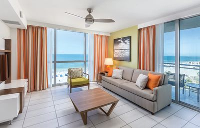 Photo for Clearwater Beach Resort 2 Bedrooms 2 bathrooms