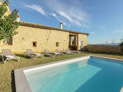 Photo for Old hayloft restored between Girona and Figueres, just 20 minutes from the sea