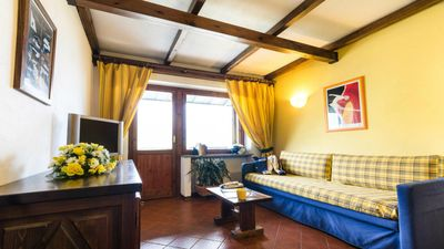 Photo for Beautiful apartment 60 m 2 Sestriere Residence Palace