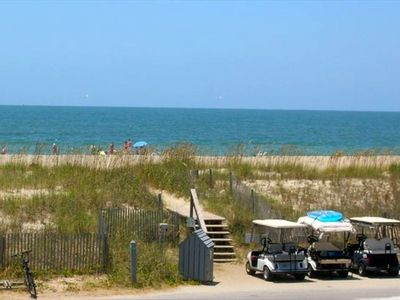 Photo for Ocean Front Villa 41 - Bald Head - BHI Club Membership available