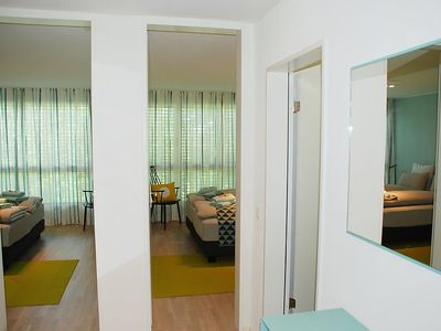 Photo for Apartment in the center of Locarno with Lift, Parking, Internet, Washing machine (502498)