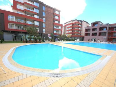 Photo for Holiday apartment Sunny Beach for 1 - 6 persons with 1 bedroom - Penthouse holiday apartment