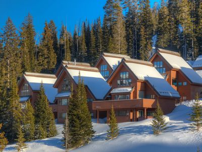 Photo for 4BR Chalet Vacation Rental in Big Sky, Montana