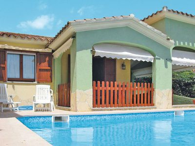 Photo for Vacation home VILLA GRECA PISCINA (REI238) in Costa Rei - 6 persons, 3 bedrooms