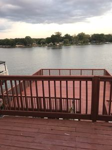 Photo for Amazing lake front home with 3 bedrooms- best views on the lake.