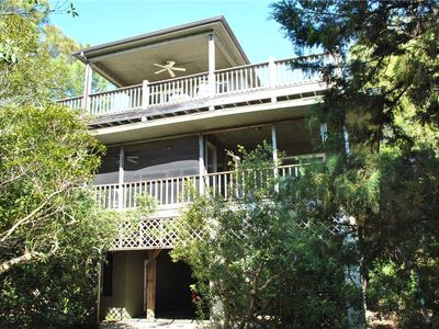 Photo for Treetops: 5 BR / 3 BA  in Pawleys Island, Sleeps 10