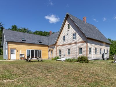 Photo for NEW LISTING! Remodeled farmhouse on 100 acres w/2 ponds - great spot to relax