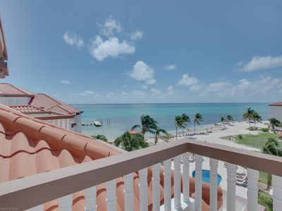 Photo for 3 BED/3 BATH w/ 2 Patios!  Sleeps up to 8!  Stay at #1 Resort in Belize!