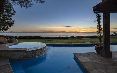 Photo for OCEANFRONT - POOL -  PRIVATE BEACH STAIRWAY