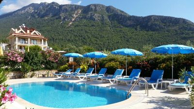 Photo for Luxury detached villa in Ovacik - private pool and stunning views
