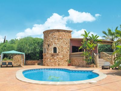Photo for 3 bedroom Villa, sleeps 5 in Cala d'Or with Pool