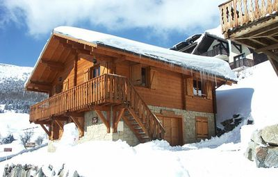 Photo for 5BR Chalet Vacation Rental in Huez