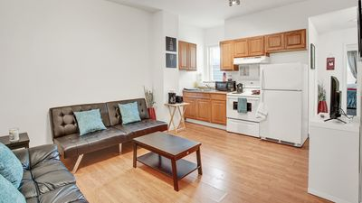 Photo for Amazing Newly Renovated Apt 8-mins to Center City