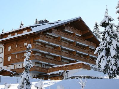 Photo for 2 bedroom Apartment, sleeps 6 in Villars-sur-Ollon with WiFi