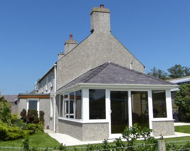 Photo for Lleynholidays - Cae Garw cottage  nr Abersoch with stunning sea views