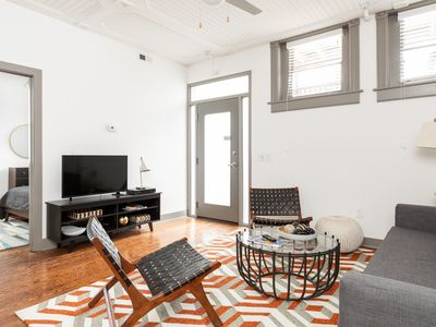 Photo for 1BR Apartment Vacation Rental in Richmond, Virginia