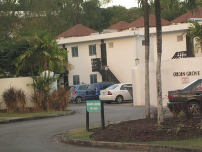 Photo for 1BR Apartment Vacation Rental in Bridgetown, Christ Church