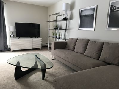 Photo for Fully Renovated 2 Bed, 1 Bath Apartment near 8th Street