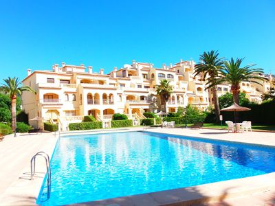 Photo for Comfort apartment in Javea 50 meters from the beach