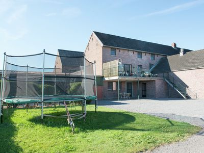 Photo for Family holidayhome with indoor pool and playroom in a beautiful rural region!