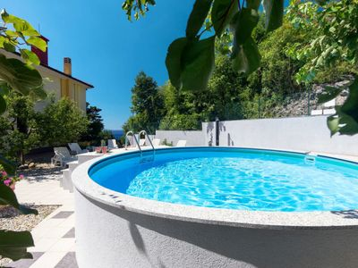 Photo for Vacation home Tamara (OPA300) in Opatija - 15 persons, 6 bedrooms