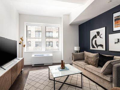 Photo for Sonder | 116 John | Welcoming 2BR + Rooftop