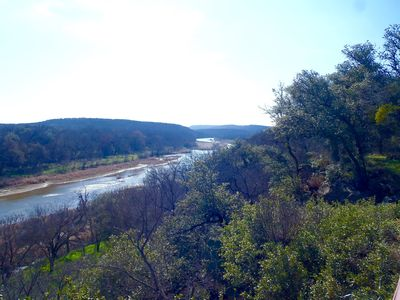 Photo for Rancho Buenas Noches--Heaven on the Brazos River, just 90 minutes from Dallas