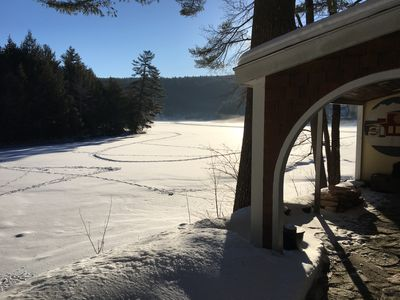 Photo for Winter On The Slopes, Summer On The Lake! 3 Br, 2 Baths, Sleeps 8