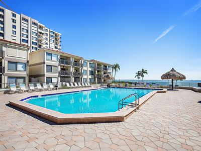 Photo for AVAILABLE OCTOBER AFFORDABLE PALMA DEL MAR 311  ON BOCA CIEGA BAY AT ISLA DEL SOL YACHT AND TENNIS CLUB