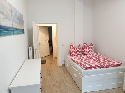 Photo for Modern apartment in a quiet location on Lake Tegel