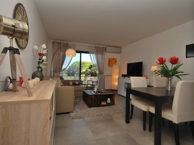 Photo for Beautiful apartment 10 minutes from the beaches of Cannes